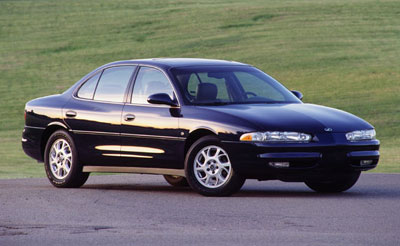 Oldsmobile Intrigue 1998-2002