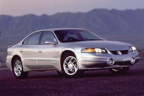 Pontiac Bonneville 2000-2005