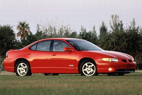 Pontiac Grand Prix 1997-2003