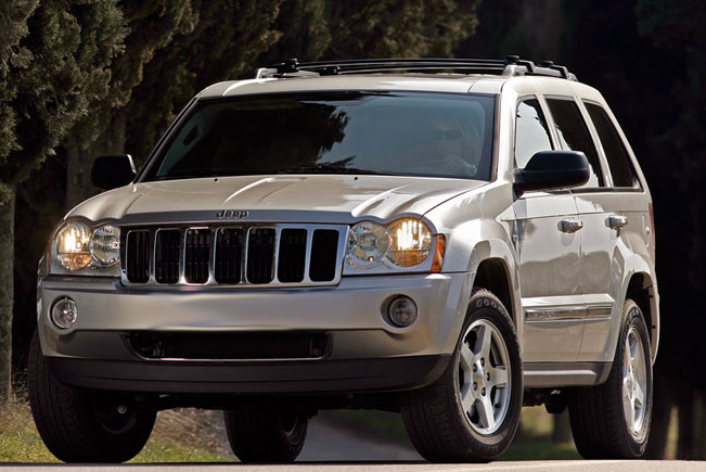 Jeep Grand Cherokee 2005-2010 WK, WH