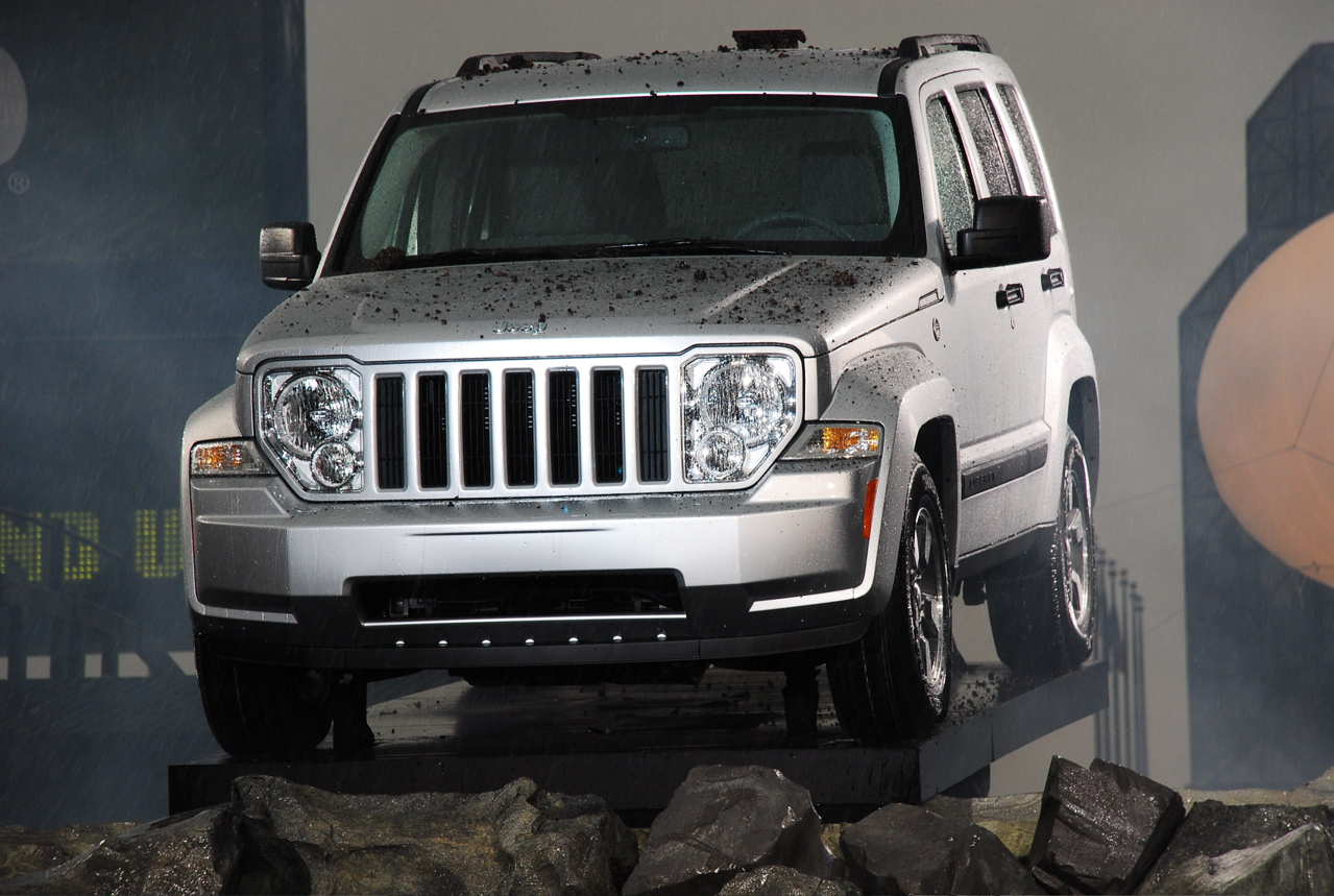 Jeep Liberty 2008-2012 KK