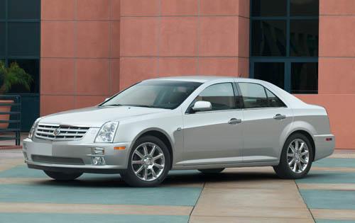 Cadillac STS 2005-2011
