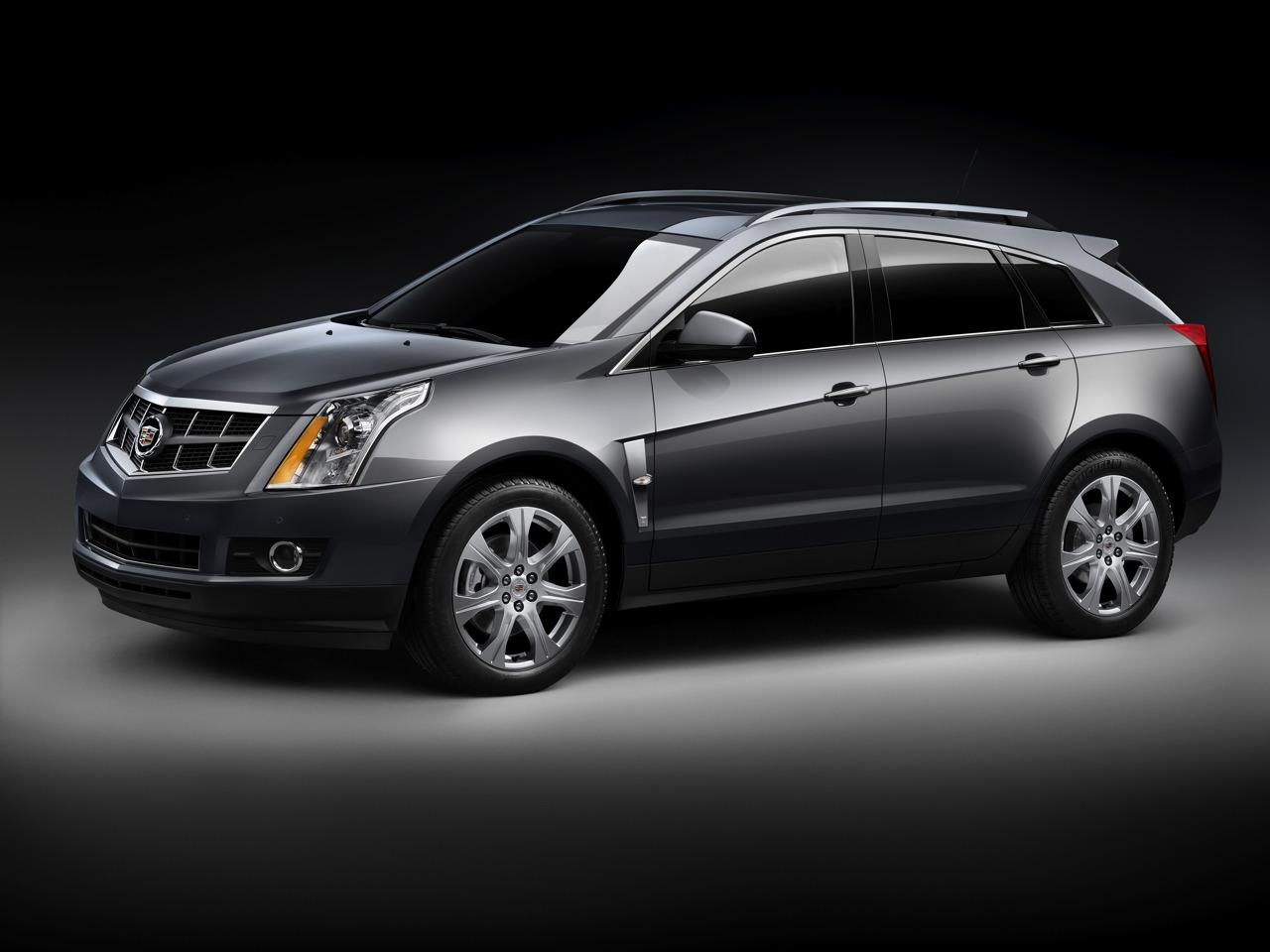 Cadillac SRX 2010-2013