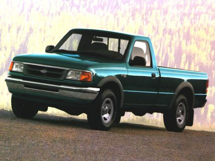 Ford Ranger USA 1993-1997
