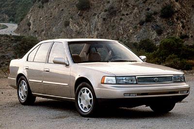 Nissan Maxima 1989-1994
