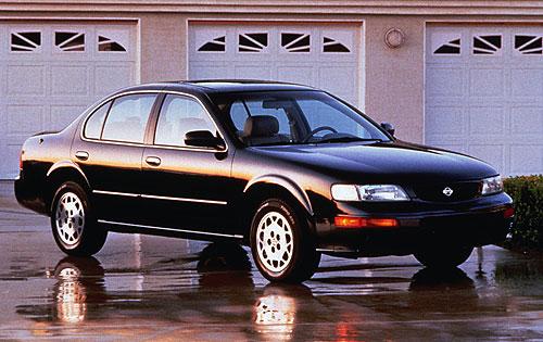 Nissan Maxima 1995-1999