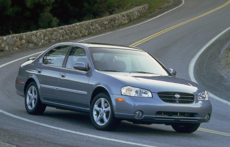 Nissan Maxima 2000-2003