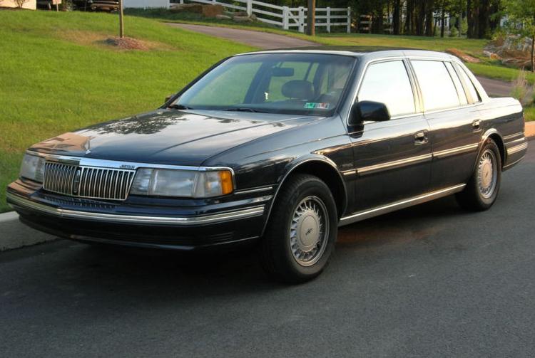 Lincoln Continental 1988-1994