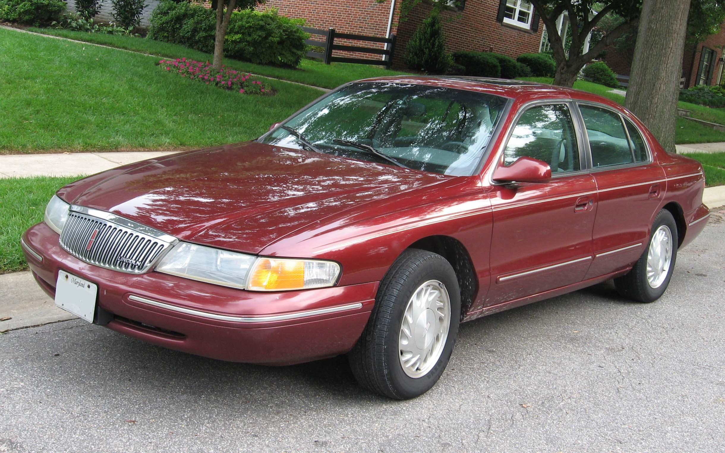 Lincoln Continental 1995-1997