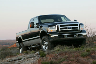 Ford F-250 2004-2008