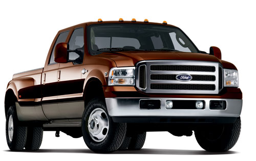 Ford F-350 2004-2008