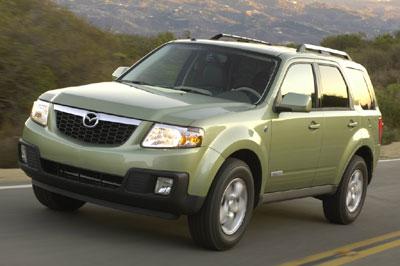 Mazda Tribute 2008-2011