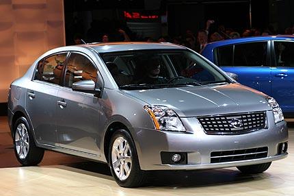 Nissan Sentra 2007-2012
