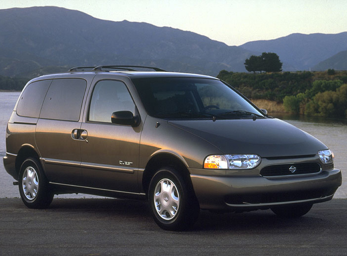 Nissan Quest 1999-2002