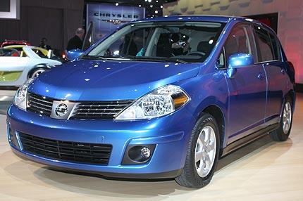 Nissan Versa 2007-2011