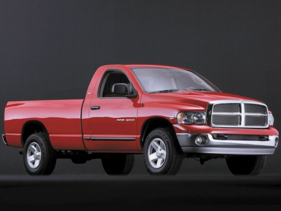 Dodge Ram 1500 2002-2008