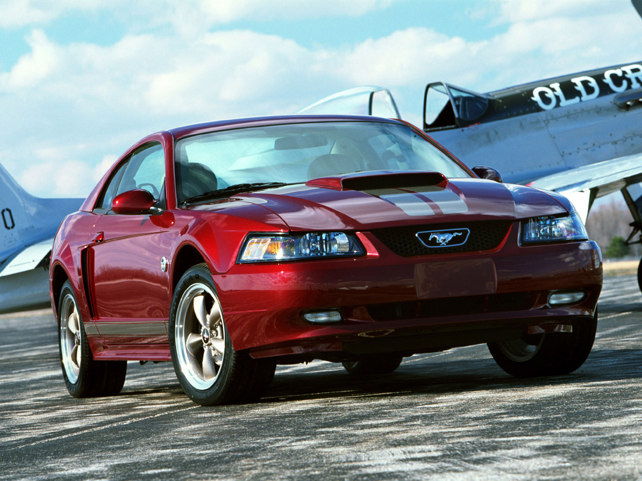 Ford Mustang 1999-2004