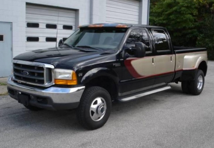 Ford F-350 1997-2004