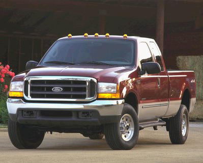 Ford F-250 1997-2004