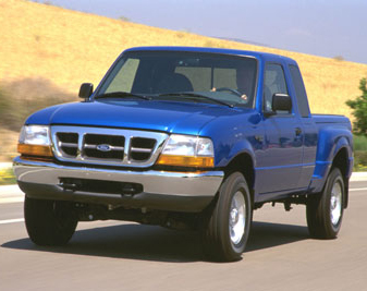 Ford Ranger USA 1998-2011