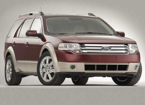 Ford Taurus X 2008-2009