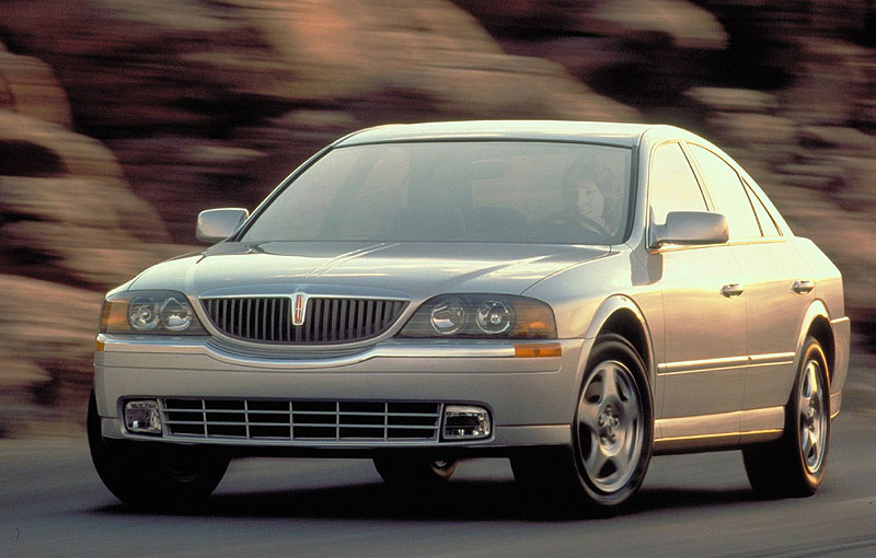 Lincoln LS 2000-2006