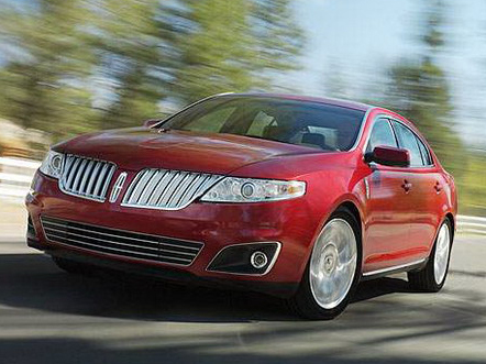 Lincoln MKS 2009-2013