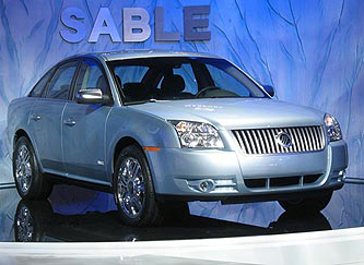 Mercury Sable 2008-2009