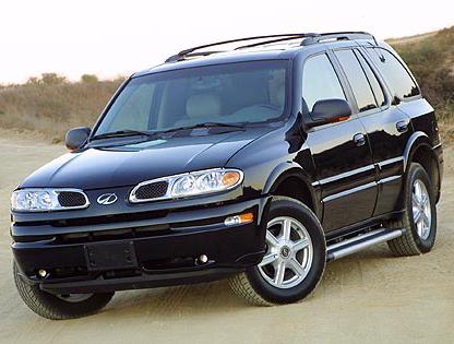 Oldsmobile Bravada 2002-2004