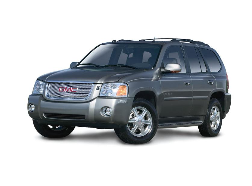 GMC Envoy 2002-2009