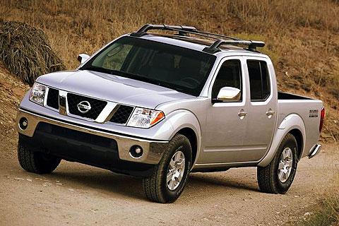 Nissan Frontier 2005-2012