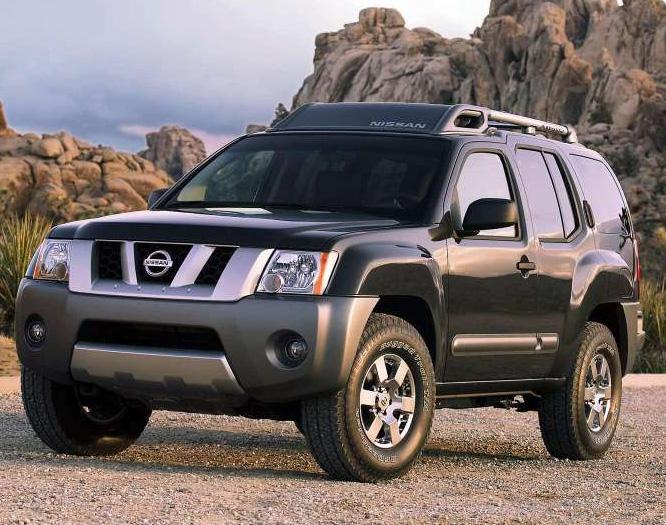 Nissan X-Terra 2005-2012