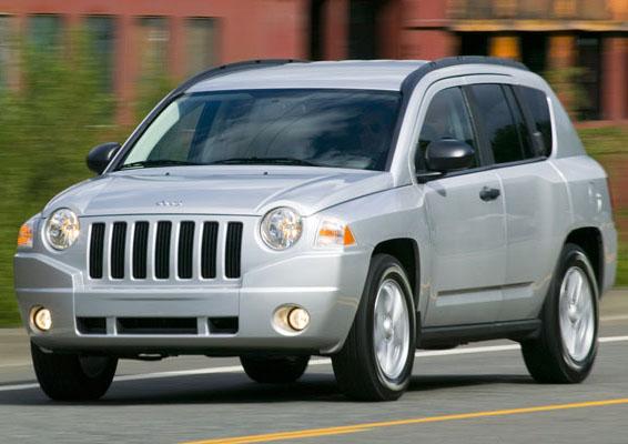 Jeep Compass 2007-2014