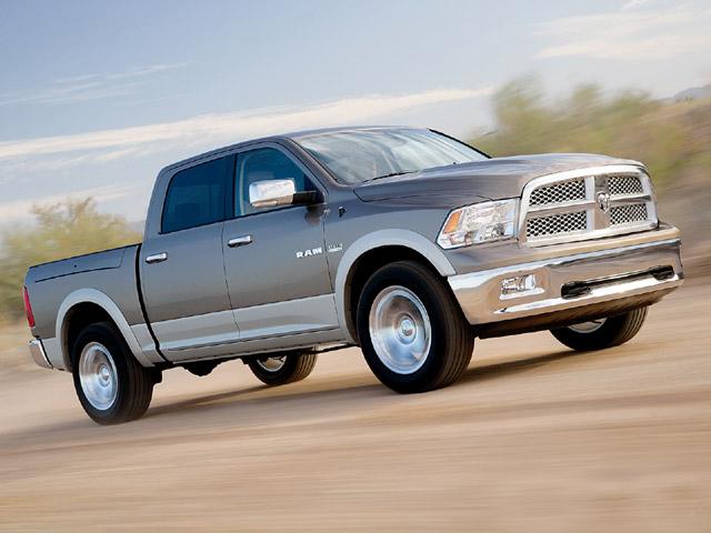 Dodge Ram 1500 2009-2015