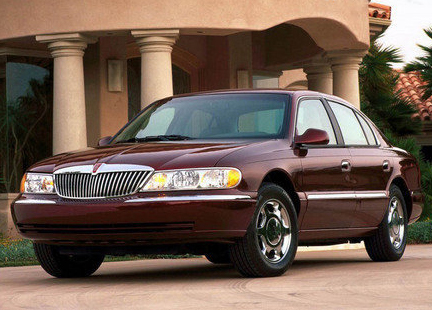Lincoln Continental 1998-2002