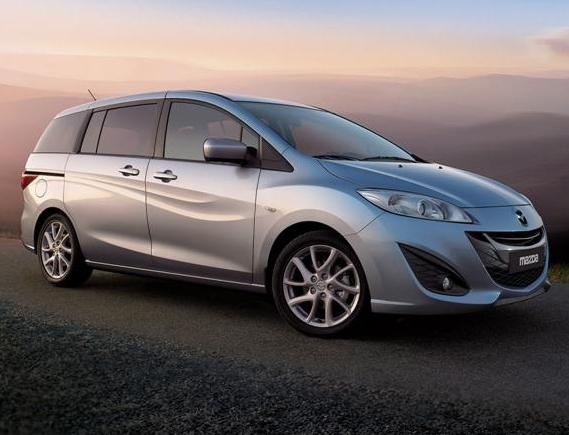 Mazda 5 2005-2010