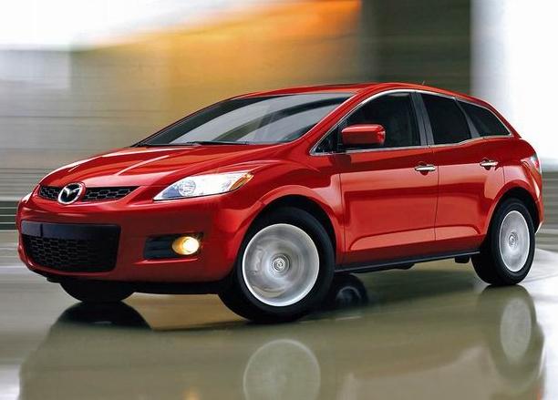 Mazda CX7 /CX-7 2007-2012