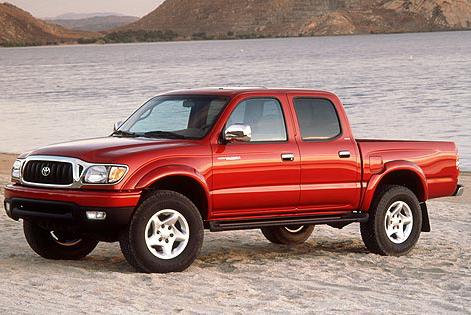 Toyota Tacoma 2005-2014