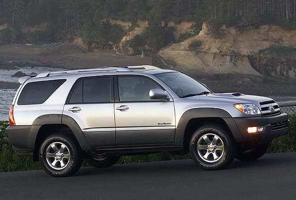 Toyota 4 Runner 2003-2009