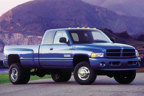 Dodge Ram 3500 1994-2002