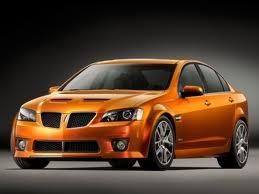 Pontiac G8 2008-2010