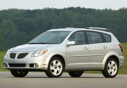 Pontiac Vibe 2003-2008