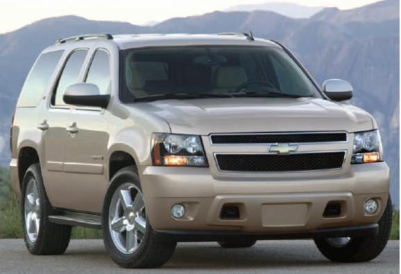 Chevrolet Tahoe 2007-2014