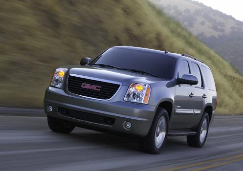 GMC Yukon 2007-2012