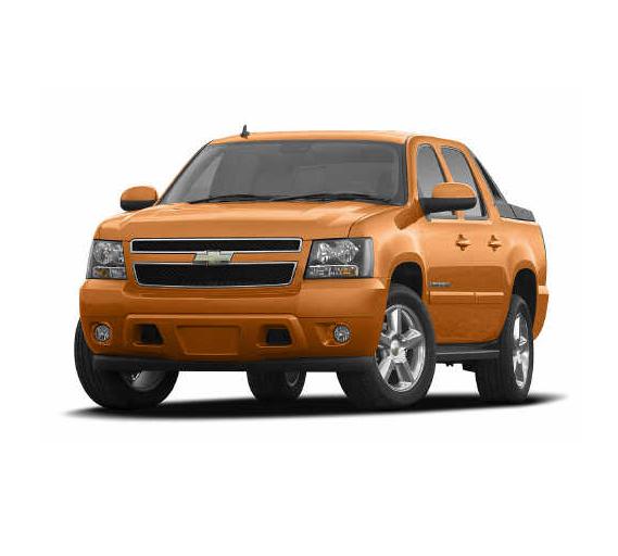 Chevrolet Avalanche 2007-2012
