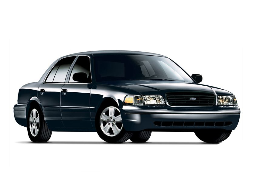 Ford Crown Victoria 1998-2011