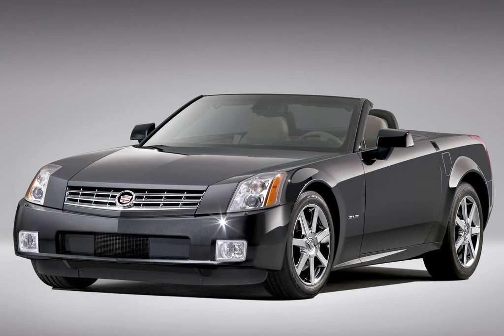 Cadillac XLR 2004-2009