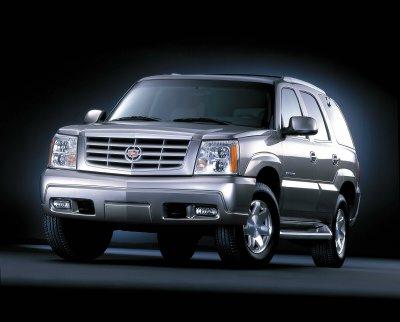 Cadillac Escalade 2002-2006