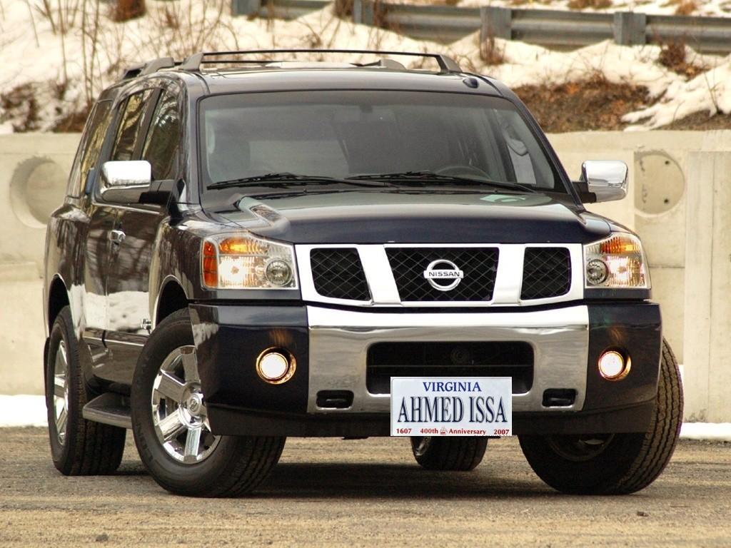 Nissan Armada 2004-2012