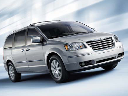 Chrysler Voyager / Grand Voyager 2008-2016